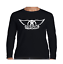 Aerosmith-Wings-Long-Sleeve-T-Shirt-Classic-Rock-Band thumbnail 1