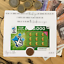 Lottery-Ticket-Wallet-Wedding-Favour-Personalised-Favor-Scratach-Card-Gift thumbnail 2