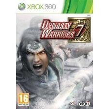 Microsoft X-Box Xbox 360 Spiel Dynasty Warriors VII 7  Neu