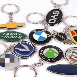 Car-Logo-Titanium-Key-Chain-Rings-Car-Keychain-Ring-Metal-Keyrings-for-BMW-Ford