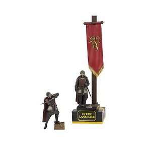 Game of Thrones Lannister Banner Pack Construction Set by McFarlane Toys