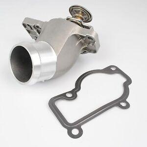Engine Coolant Low Temperature 160F Thermostat w// Housing /& Gasket for Porsche