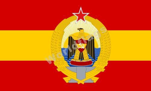 333 Micronation Flag Burkland 3X2FT 5X3FT 6X4FT 8X5FT 100D Polyester Banner