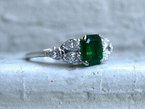 1-80ct-green-emerald-diamond-women-unique-ring-for-daily-use-14k-white-gold-over