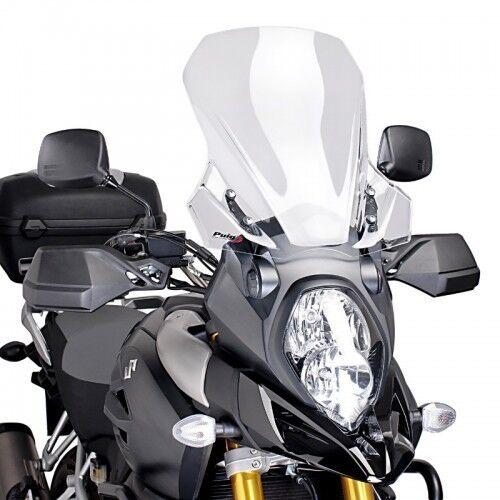 Puig Scheibe Touring Windschild klar Suzuki DL1000 V-Storm 2014-2016