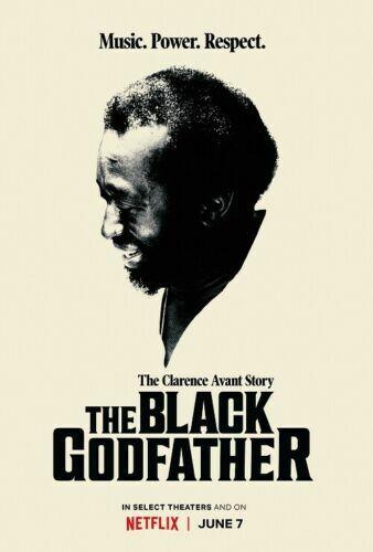 B-107 The Black Godfather Reginald Hudlin Clarence Avant  Silk Poster 21 24x36
