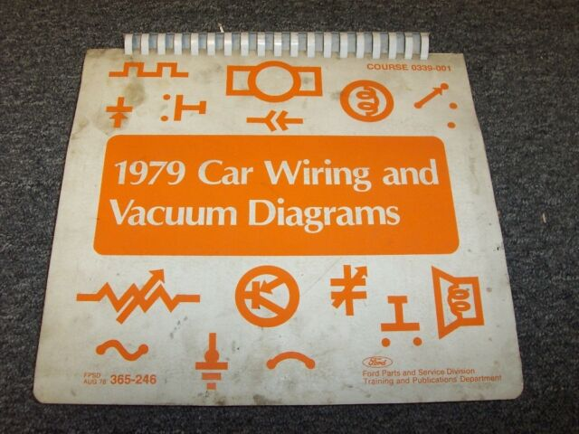 1979 Lincoln Mark V 5  U0026 Continental Electrical Wiring