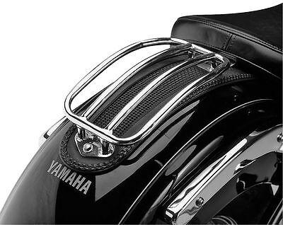 Show Chrome Solo Luggage Rack Fits Honda VT750 Shadow 750 Aero 2004-2007 53-448