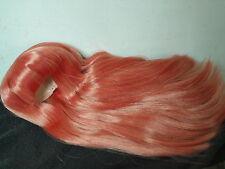 Blythe Doll RBL Scalp & Dome With Hyacinth Orange Color Hair