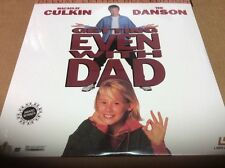 Getting Even With Dad Laserdisc LD Macaulay Culkin BRAND NEW SEALED