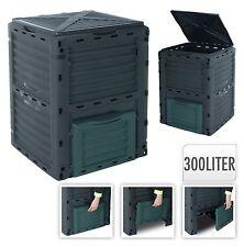300L Composter Bin - Eco Friendly Organic Waste Compost Converter