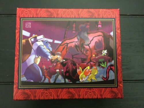 YVELTAL Mug Cup Pokemon Center Original Pokemon Gallery Ken Sugimori 2014 VGC