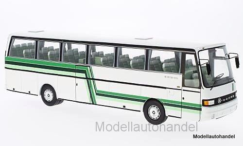 Setra Kässbohrer S 215 HD, Bianco verde 1 43 NEO 45370