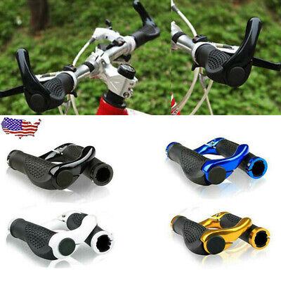 MEETLOCKS Road Bike Grip Lock-on Plugs Ergonomic Mountain Bicycle Handlebar Grip