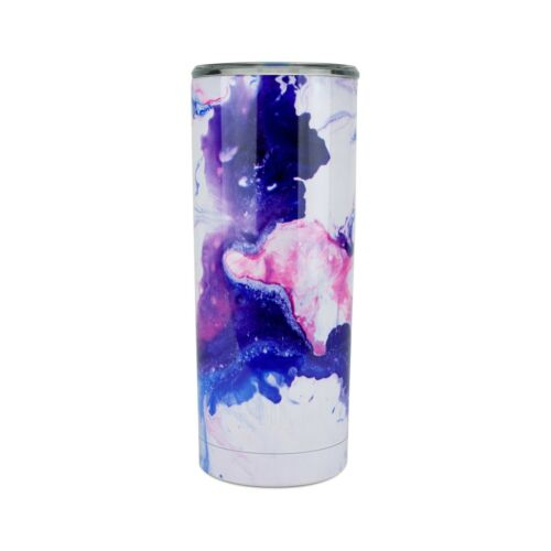Built NY 20 oz Double Wall Stainless Steel Vacuum Insulated Tumbler Galaxy