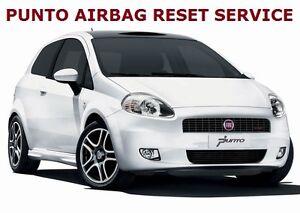 Details about Crash Data Airbag Reset Service For Fiat Punto Grande