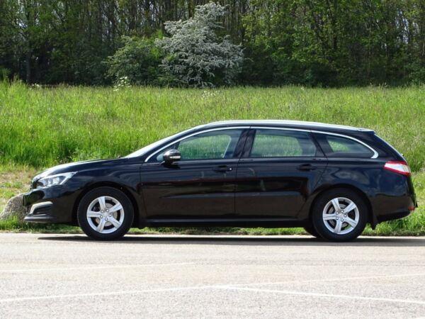 Peugeot 508 1,6 BlueHDi 120 Desire SW - billede 2