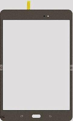 "Smoky Titanium Samsung Galaxy Tab A 8/"" SM-T357T Touch Screen Digitizer Glass Len"