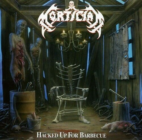 Mortician - Hacked Up For Barbecue [Full Album]