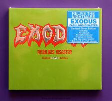Exodus , Fabulous Disaster  ( Edizione Silver Edition )