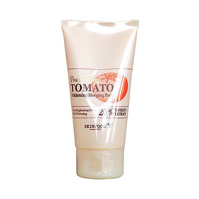 [SKINFOOD] Premium Tomato Whitening Sleeping Pack - 100g
