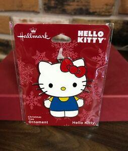 Hallmark Hello Kitty Flat Metal Christmas Ornament - Brand ...