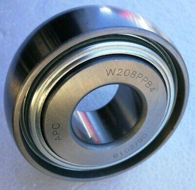 ST208-1N WJB Ag Bearing W208Ppb6+Flangettes R40B4
