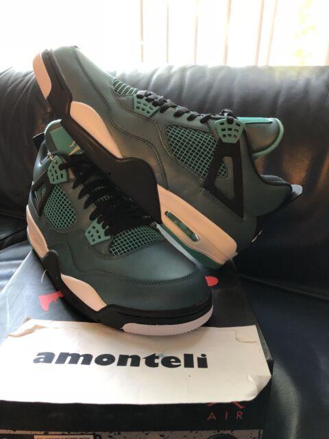 5b9d4954a08a 705331-330 Mens Nike Air Jordan 4 Retro 30th Basketball Shoes 12 for ...