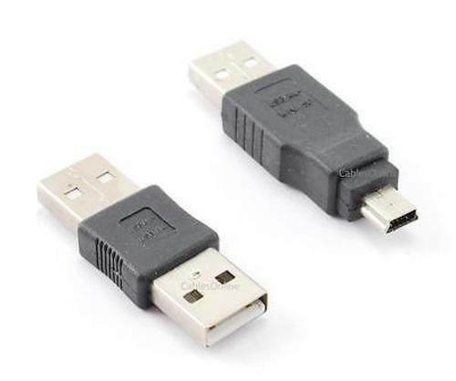 CablesOnline UK-R01 5-in-1 Travel USB Retractable Computer Cable Adapter Kit