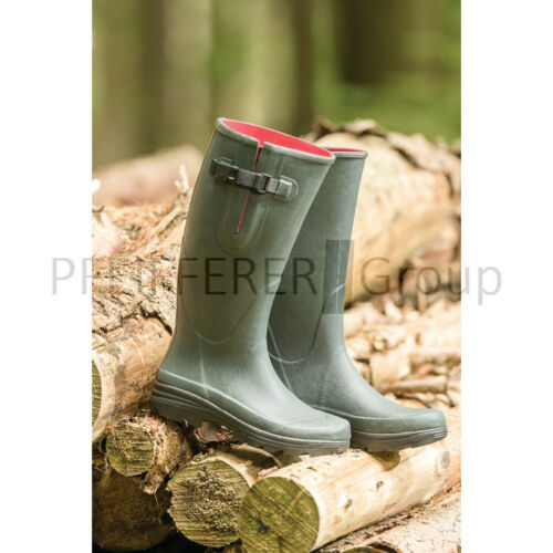 Forestal y caza botas con neopreno-forro interior tamaño 36-47 botas de goma