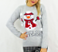 Womens-Mens-Ladies-Unisex-Xmas-Christmas-Jumpers-Knitted-Reindeer-Retro-3D-LIGHT