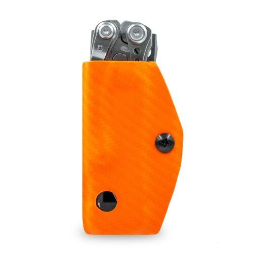 Clip /& Carry Kydex Sheath Holder USA MADE LEATHERMAN SKELETOOL Multi-Tool