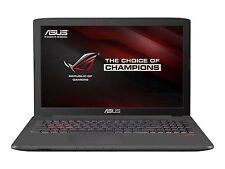 """ASUS ROG GL752VW-Q72SX-CB 17.3"""" Laptop Core i7-6700HQ 2.60GHz 16GB 1TB Win10"""