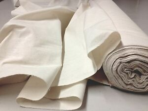 100-NATURAL-COTTON-CALICO-MEDIUM-WEIGHT-CRAFT-FABRIC-Sold-Per-METRE-152cm-Wide