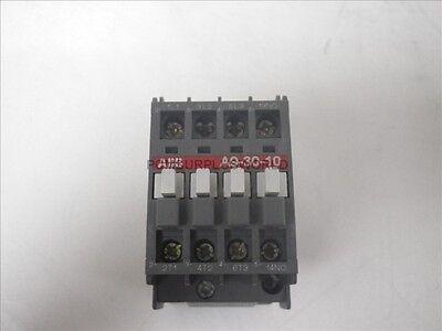 New No Box A9-30-10 A93010 R81 ABB Contactor 24V 50//60Hz