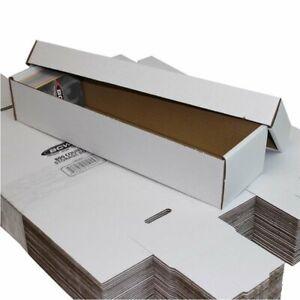 Bundle-of-25-2-Piece-Cardboard-800-Ct-Baseball-Trading-Card-Storage-Boxes