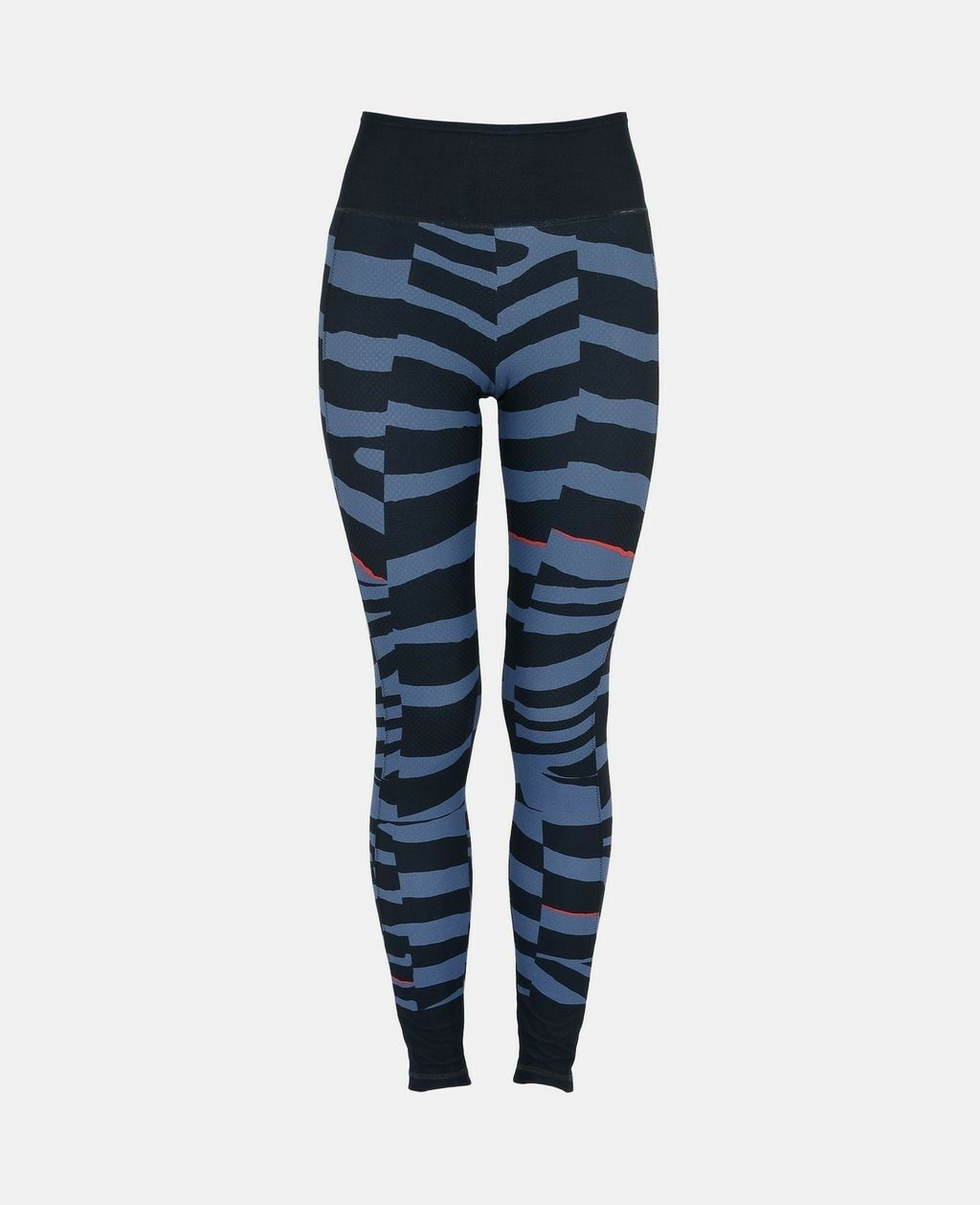 Stella McCartney Adidas bluee Miracle Sculpt Compression Tights size L 14-16