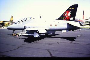 4-382-2-Hawker-Siddeley-Hawk-T-1A-C-N-160-312143-RAF-XX318-Kodachrome-Slide