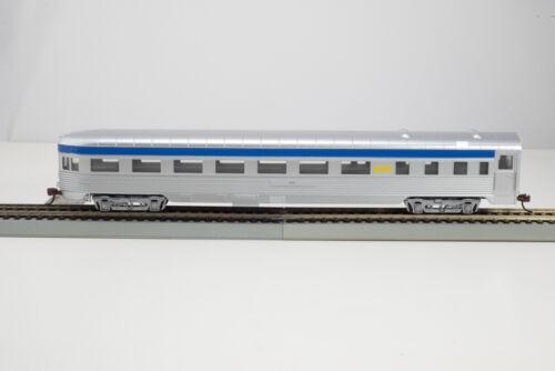 1-73111 HO 85 Ft Streamline Corrugated Passenger Tail end Observation VIA Rail