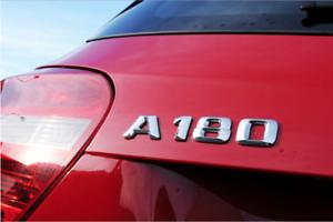 Original Arrière Badge Coffre Emblème pour Mercedes A160 A180 A200 A220 A250