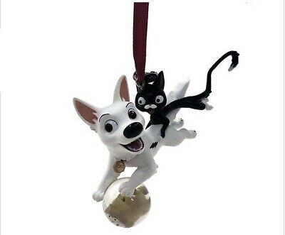New Disney Store Bolt Sketchbook Ornament