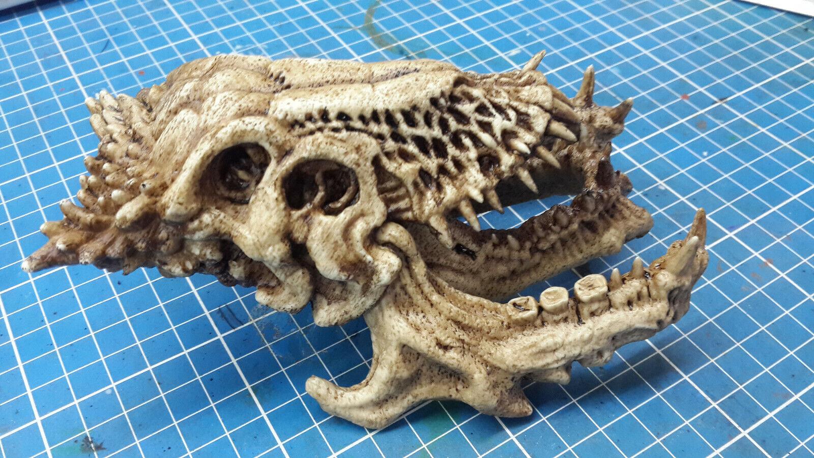 Prossoator 2 Trophy Skull 1 6 Scale Scale Scale Replica 57ffda