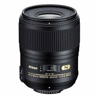 Nikon AF-S Micro 60mm f2.8 G ED
