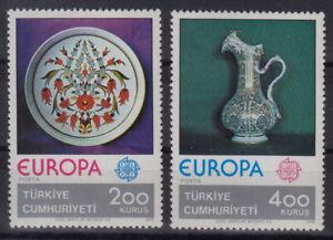 CEPT-Mi-2385-2386-Ausgabe-TURKEI-1976-postfrisch-MW-11-JKC-110-1