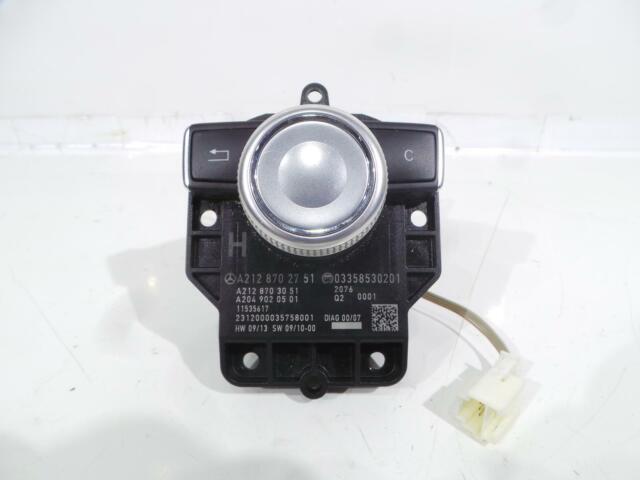 2012 Mercedes Clase E Consola Controlador Módulo W212 A2128702751