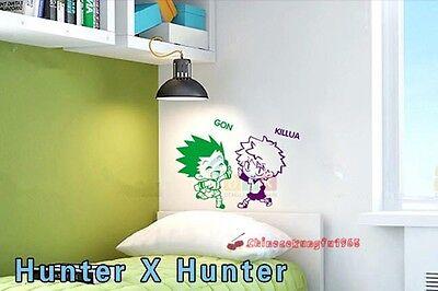 Hunter x Hunter GON FREECSS Killua Zoldyck Japan Anime Car House Door Sticker