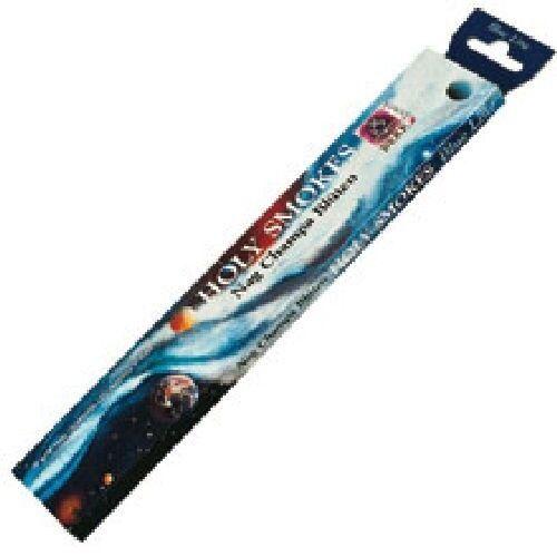 (19,50€/100g) Amber Mond - Räucherstäbchen aus Indien - Holy SMokes - Blue Line