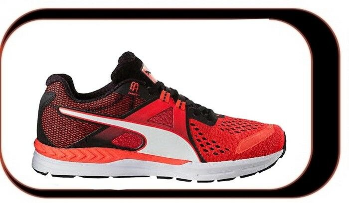 shoes De Course Running Puma Ignite 600. .red Homme