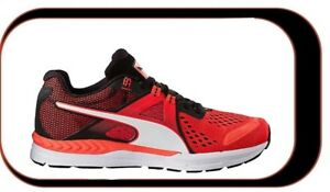 Chaussures-De-Course-Running-Puma-Ignite-600-Rouge-Homme