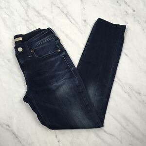 Foncé 25 Maigre Jeans Made Denim Crafted Taille Levis xwIpZTYqT
